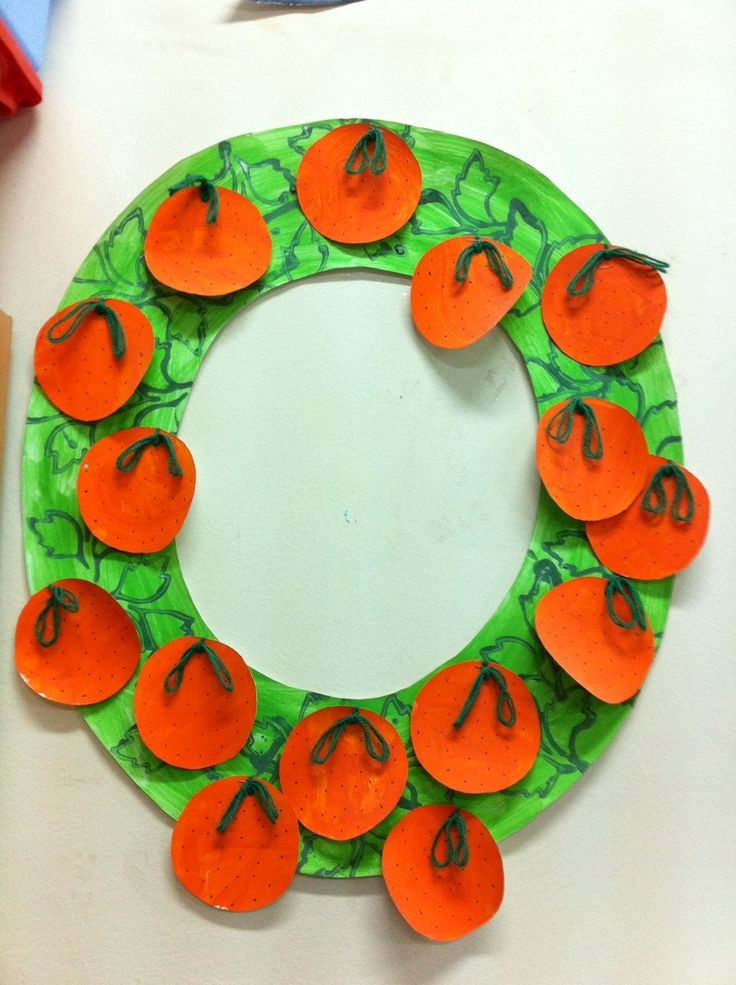Letter o for oranges arts and crafts for kids for Letter o crafts for preschool