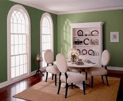 Possible dining room color....too green?