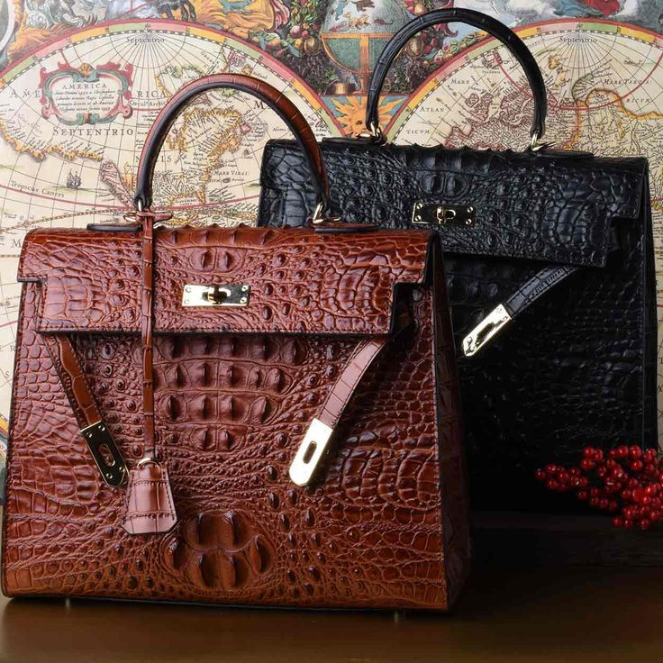 The Monaco Croco Bag – Lisa Robertson | Fashion ...