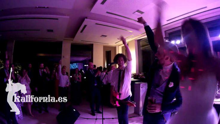 Orquesta para bodas internacionales kalifornia en Ávila