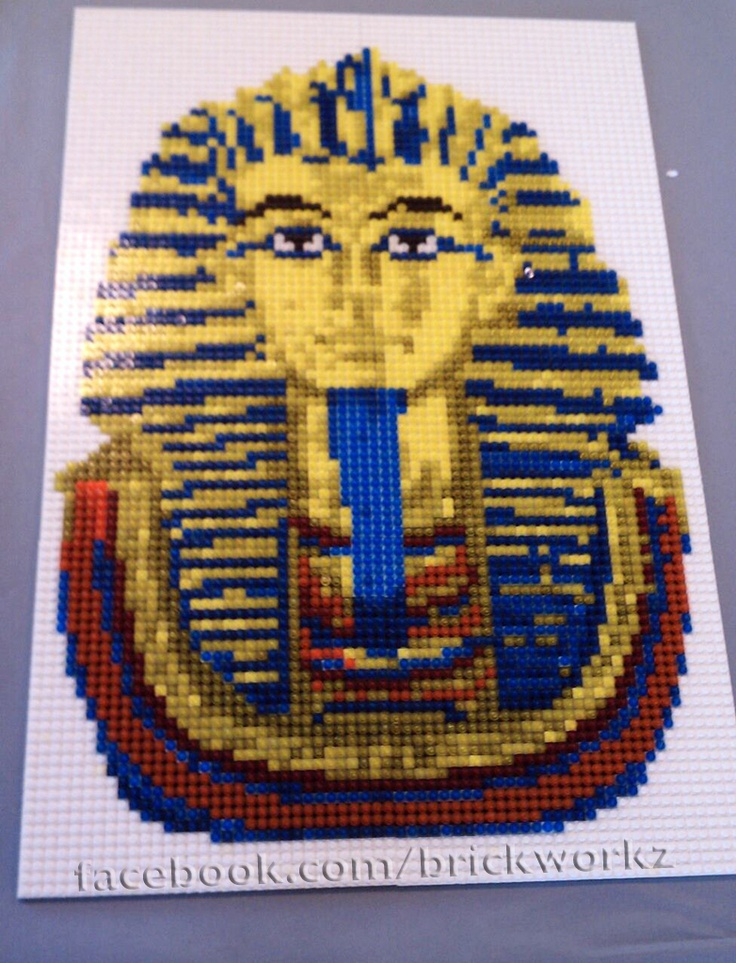 67 best my lego mosaic portraits images on pinterest