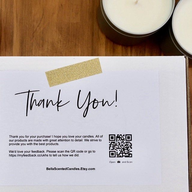 Printable Thank You Cards For Business Thank You For Your Etsy Printable Thank You Cards Business Thank You Business Thank You Cards