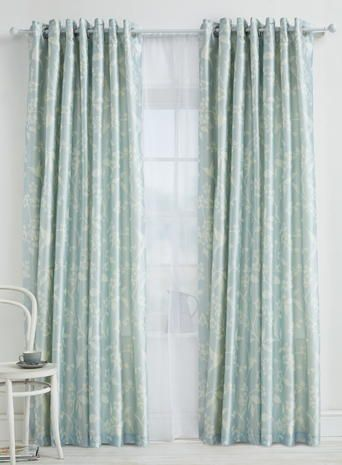 1000+ images about Curtains on Pinterest | Damask curtains, Grey ...