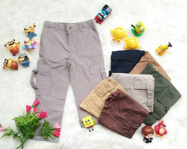Celana cargo anak laki-laki umur 3-4-5-6-7tahun - https://keikidscorner.com/baju-anak-laki-laki/celana-baju-anak-laki-laki/celana-cargo-anak-laki-laki-umur-3-4-5-6-7tahun.html