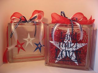 Glass Block Crafts | ... Of Expression: Girl's Night Out & Coaster or Glass Block Craft Night