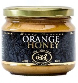 Orange Honey - 400g