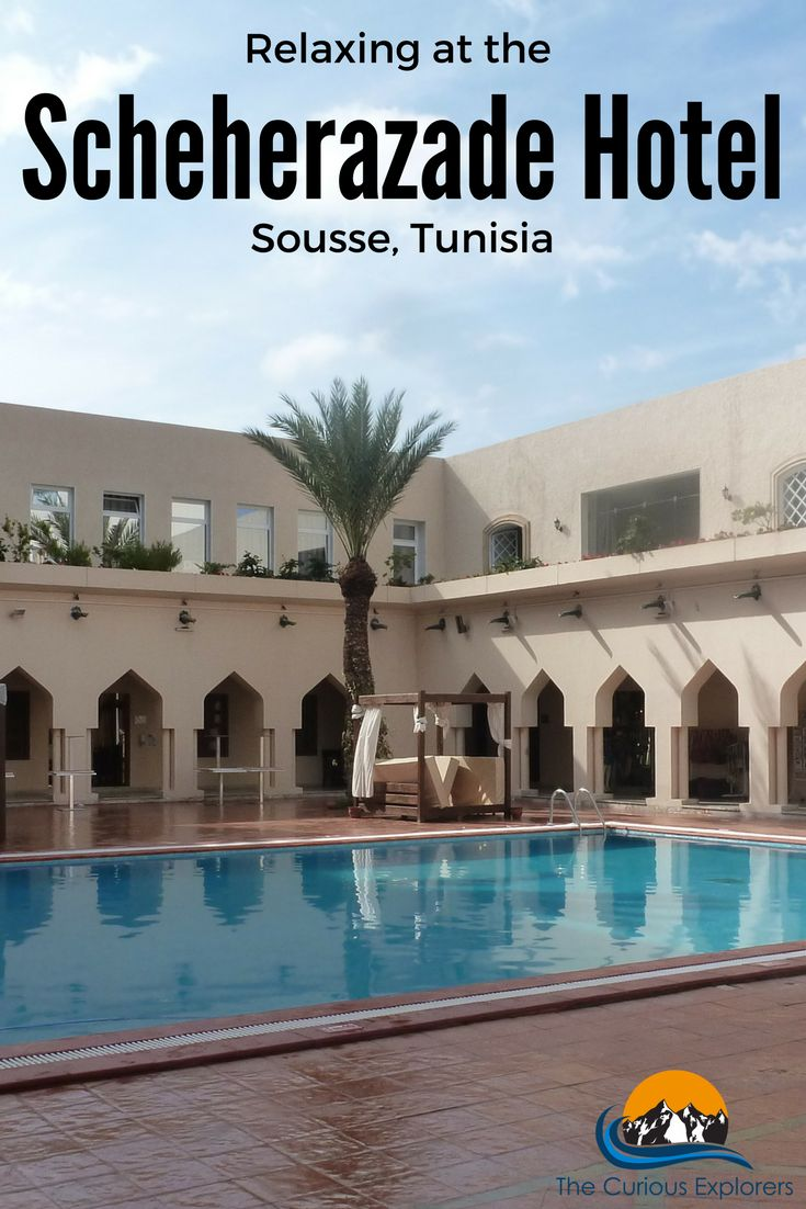 Looking for a beach resort in Tunisia which overlooks the sea and sandy beach, a hotel which offers comfortable accommodation, great food, superb service and different varieties of nightlife?Then look no further than the Sensimar Scheherazade which is owned by the TUI group (one of Europe's biggest tour operators) which is located in the resort of Sousse.
