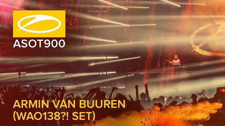 Armin Van Buuren Live At A State Of Trance 900 Jaarbeurs Utrecht