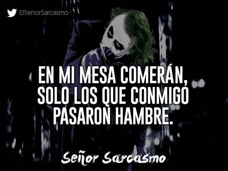 (9) El Señor Sarcasmo (@EISenorSarcasmo) | Twitter