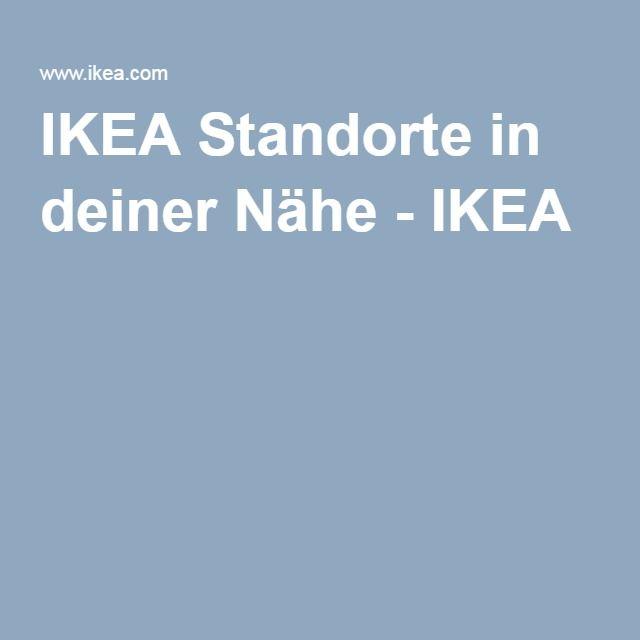 Ikea Toddler Bed Guard Rail ~ IKEA Standorte in deiner Nähe  IKEA