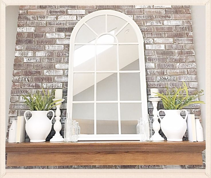 Country style mirrors home decor
