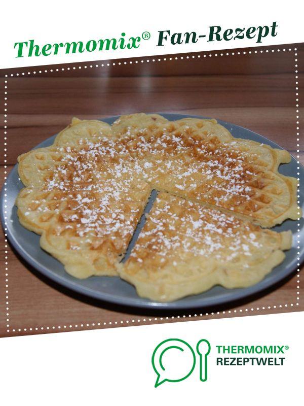 Apfelwaffeln   – Die besten Apfel Rezepte für Thermomix ®