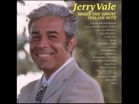 ▶ JERRY VALE - PRETEND - YouTube