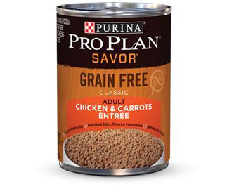 Grain Free Chicken Wet Dog Food SAVOR | Premium Dog Food, Cat Food and Pet Food from Purina® Pro Plan®