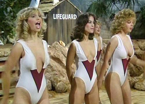 Benny hill angels nude