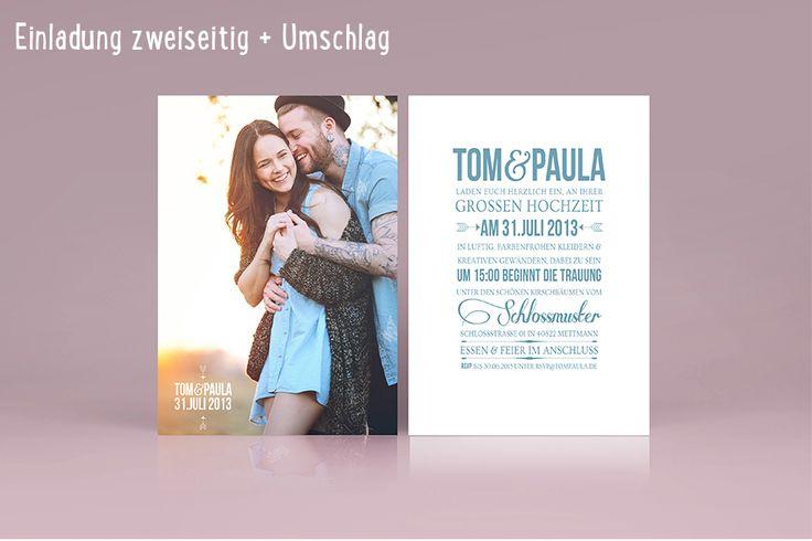 Hochzeitseinladungen_0005_Einladung zweiseitig + Umschlag copy