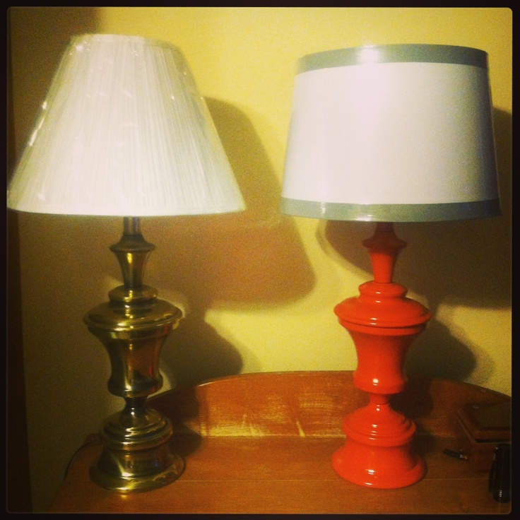 17 Best Images About Painting Lamps On Pinterest Valspar