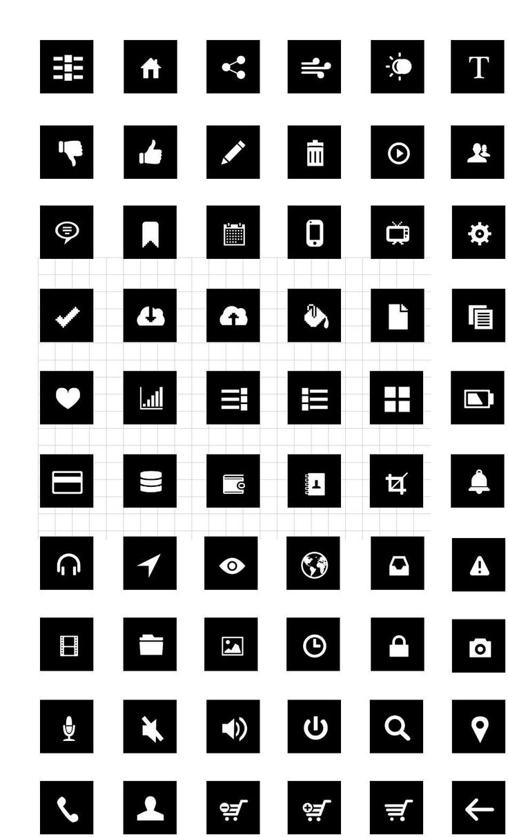 Metro Windows 8 Ui Icons Kit Available For Free Http