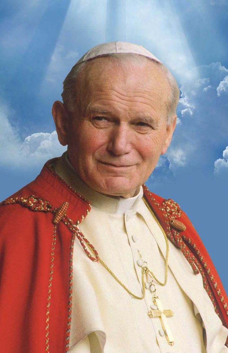 Pope John Paul II cleared for sainthood!