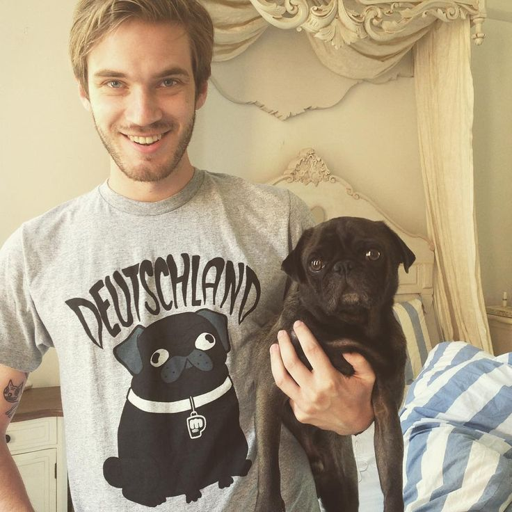New Deutschland shirt available!! http://shop.pewdiepie.com