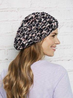 e303f2a9782 Cabaret Beret free knitting pattern