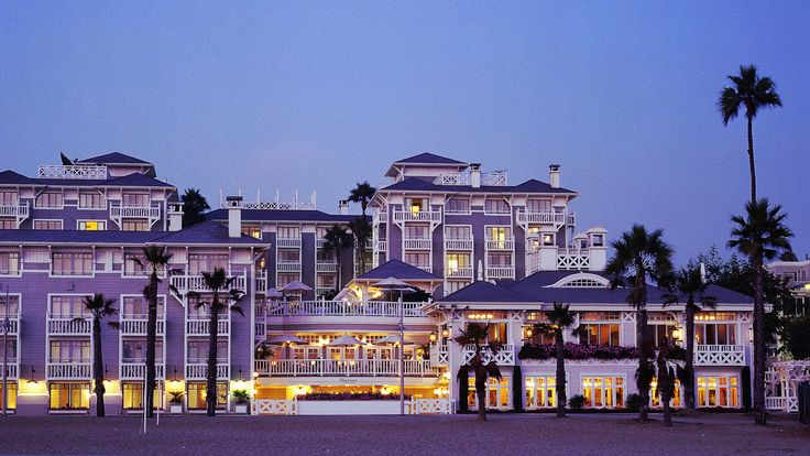 Shutters On The Beach, Santa Monica, CA.....my favorite hotel and place of my daughters wedding.