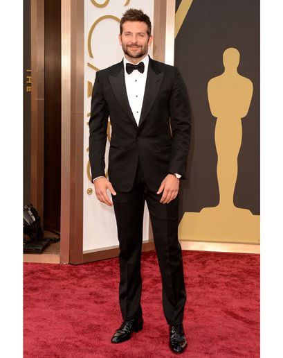 GQ Oscars Best Dressed Men- Bradley Cooper in Tom Ford