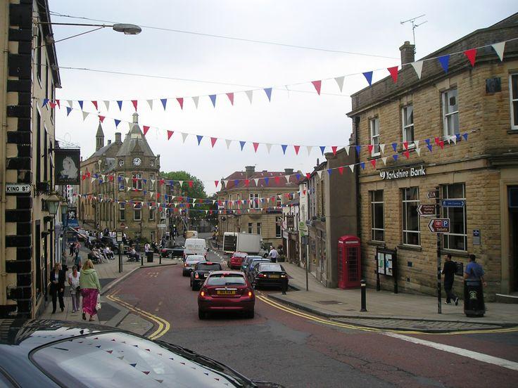 Clitheroe Lancashire.