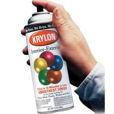 The best spray paint for woods -