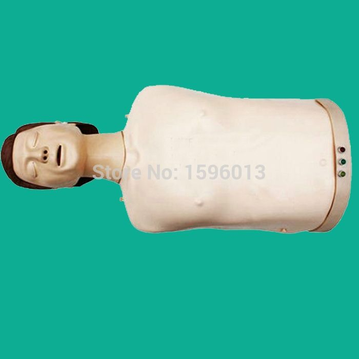 562.59$  Watch now - http://ali8xz.worldwells.pw/go.php?t=32264033125 - Advanced Half-body CPR Training Manikin Model, First Aid manikin model, CPR Manikin Model 562.59$