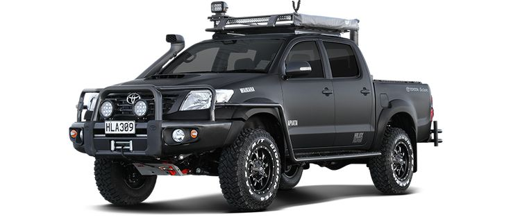 hilux expedition - Google Search