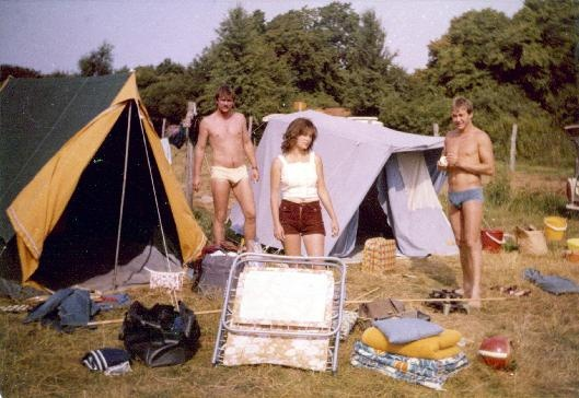 DDR Museum - Camping