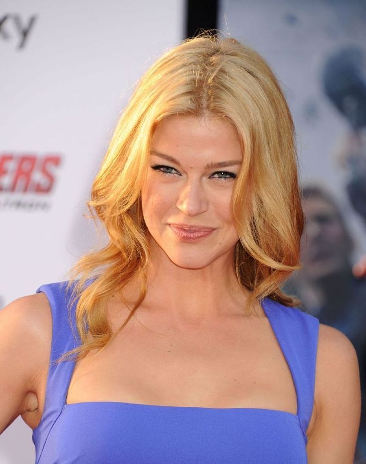 Adrianne Palicki - Avengers Age Of Ultron Premiere : Global Celebrtities (F) FunFunky.com