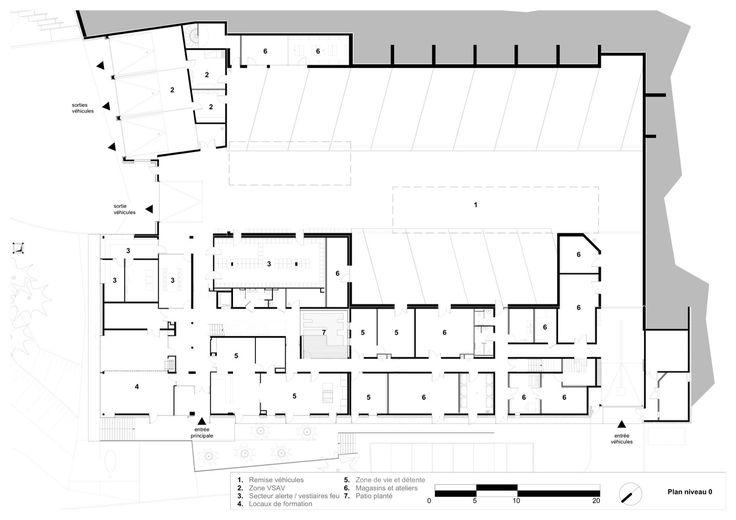 Gallery of Fire Station in Chamonix-Mont BlancValley / Studio Gardoni Architectures - 28