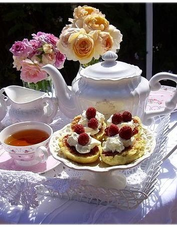 Oh how much I love this - Afternoon Tea