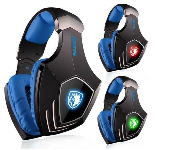 Hot Sades A60 Gaming Headset Http Www Aliexpress Com