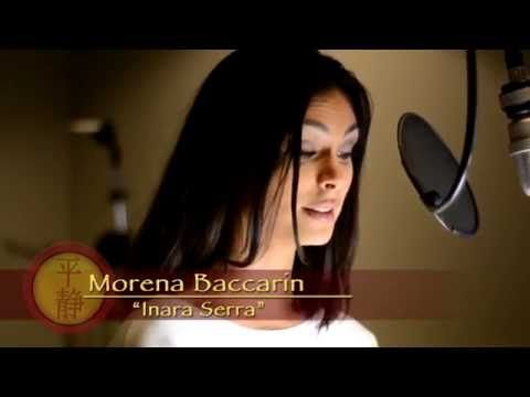 Firefly Online: The Cast Returns - Morena Baccarin as Inara Serra