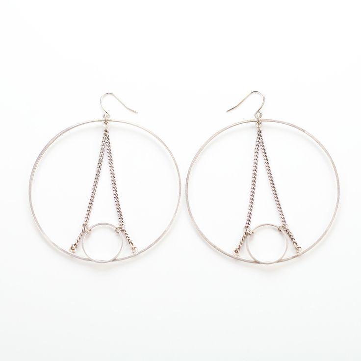 PARIS EIFFEL Hoop Earring on TROVEA.COM