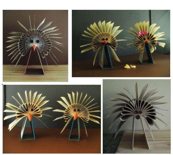 clara maffei - folded book art