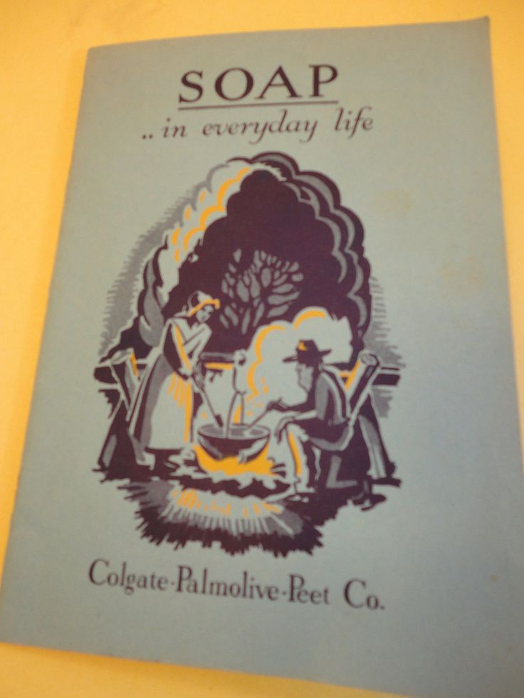 1929 Soap in Everyday Life Colgate Palmolive Peet Co Laundry | eBay 8