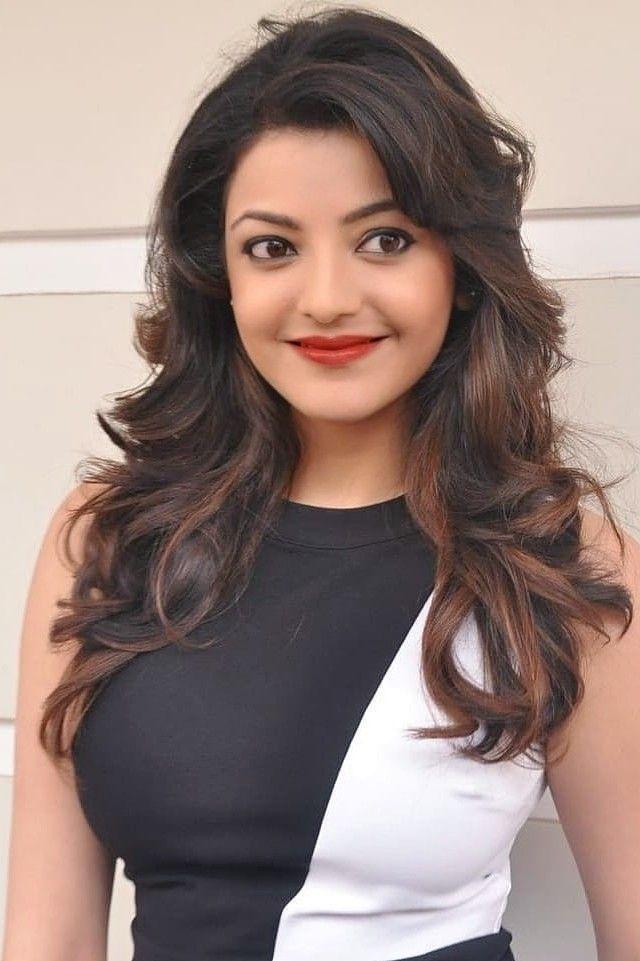Kajal Aggarwal Long Hair Styles Hair Styles Beauty