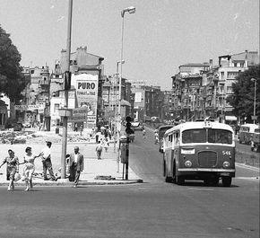1960'lı yıllarda Fatih.