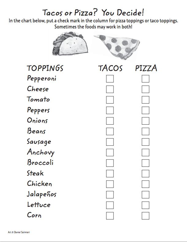 a dragons love tacos and secret pizza party printable activity kit - Fun Printable Activities
