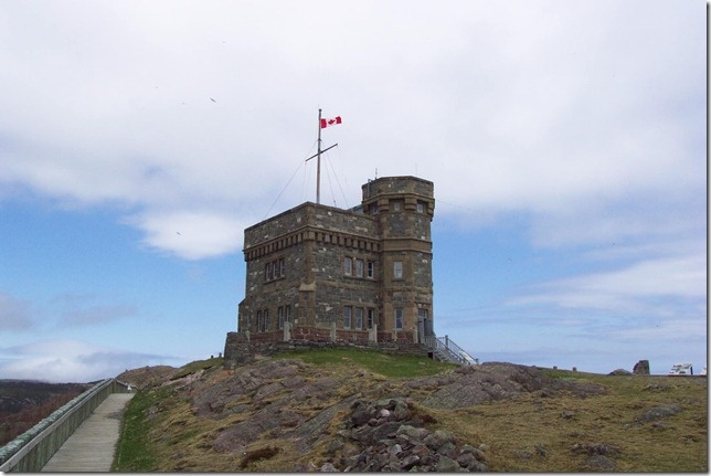 Signal Hill! Definitely going here!