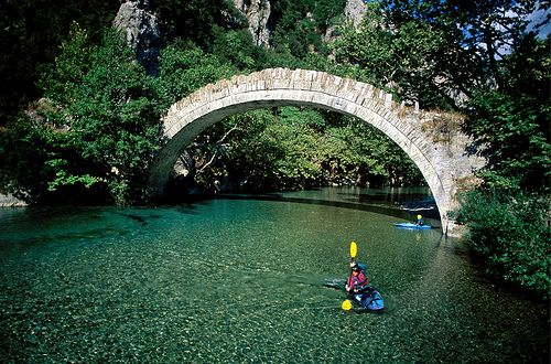 Epiros Voidomatis river by Visit Greece, via Flickr