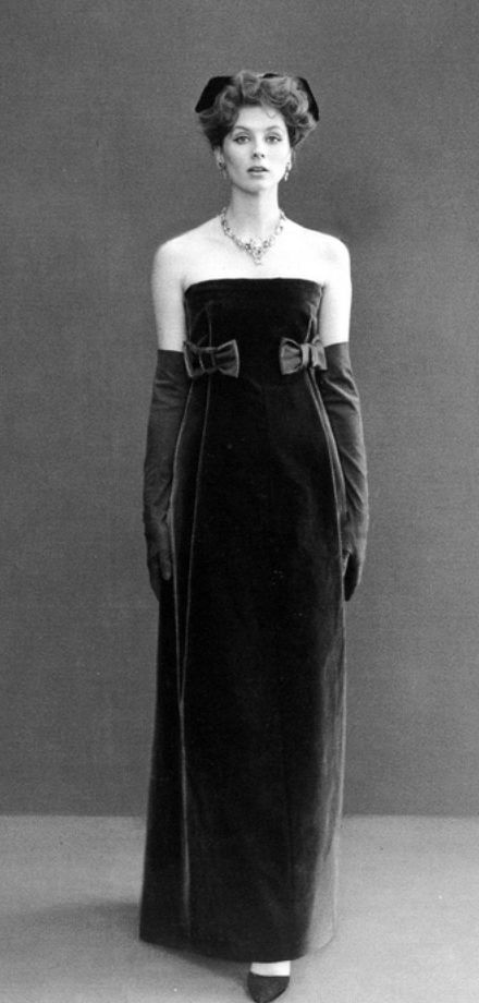 Haute couture/ It girl 1950's