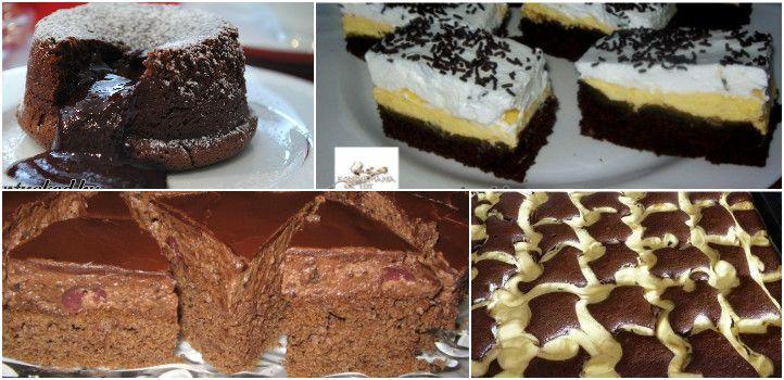 Ezeket az egész család imádni fogja: 5 tökéletes csokis süti - Receptneked.hu - Kipróbált receptek képekkel