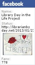 Library Day in the Life Project / FrontPage