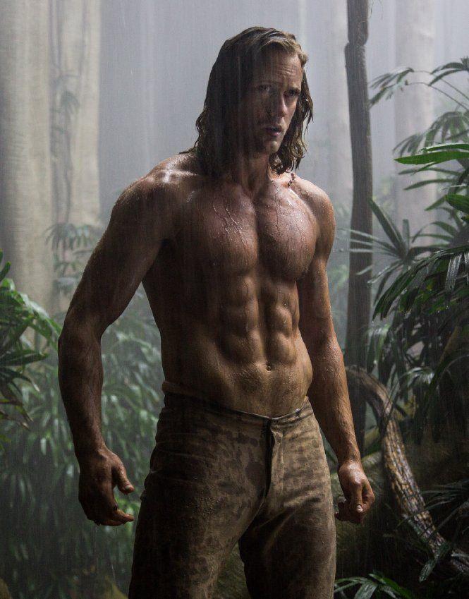 The Legend of Tarzan  (2016)  It's very hard to tell the tale of Tarzan, but I like the cast of Alexander Skarsgård as Tarzan, Margot Robbie as Jane and a supporting cast of Christoph Waltz, Samuel L. Jackson, John Hurt and Djimon Hounsou. . - See more at: http://lastonetoleavethetheatre.blogspot.com/2015/12/my-view-in-heart-of-sea-2015-pg-13-in.html#sthash.dIqfgblg.