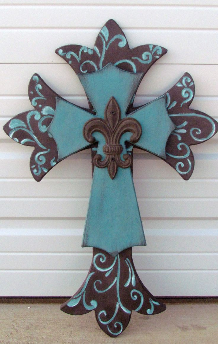 25 unique wall crosses ideas on pinterest cross wall art picture frame crafts and easter Home decor wall crosses